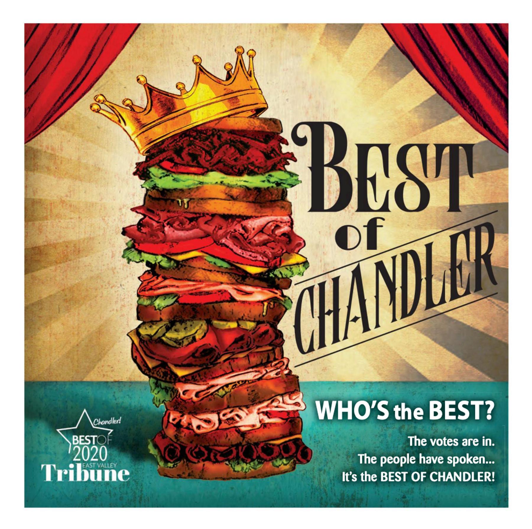 Best of Chandler Awards