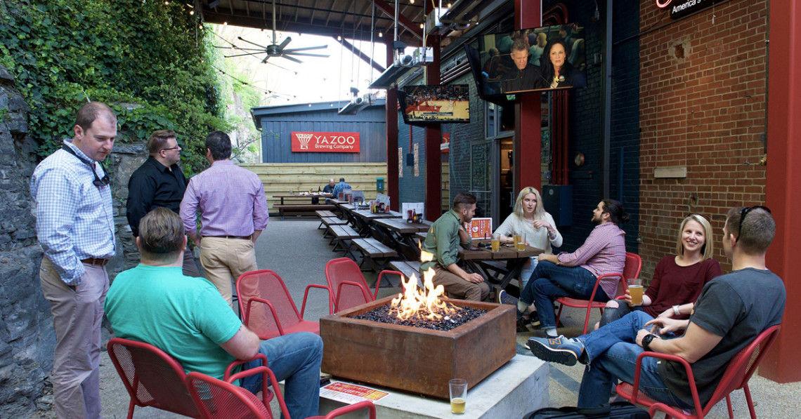 Nashville Sports Bars