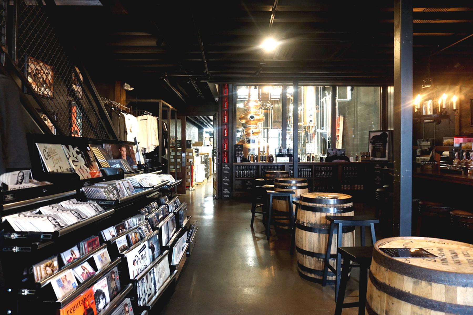Big Machine Distillery