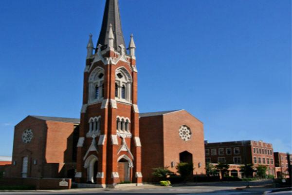 First Baptist Church - Capitol Hill