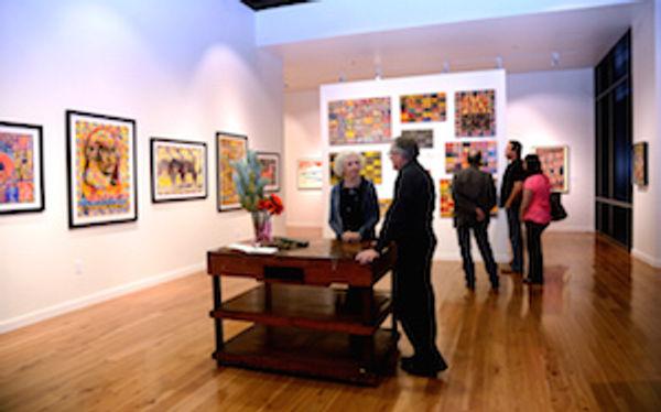 Hatch Show Print's Haley Gallery