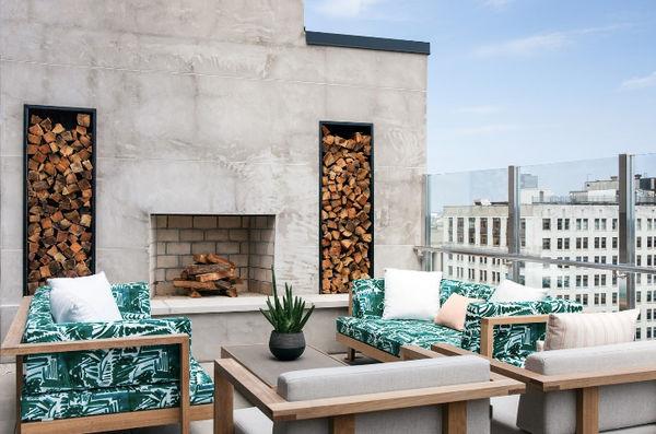 Rare Bird Rooftop Bar & Lounge