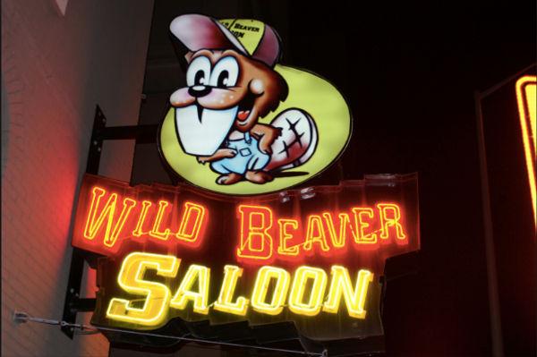 Wild Beaver Saloon