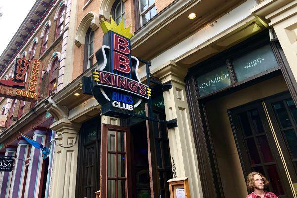 B.B. King's Blues Club & Restaurant
