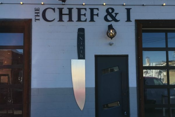 The Chef and I on Ninth