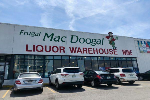 Frugal MacDoogal Warehouse