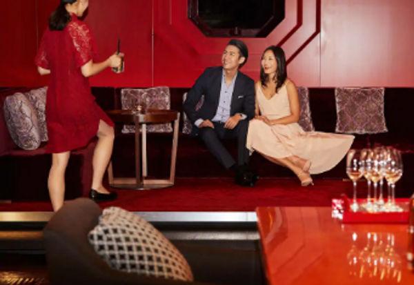 Grand Club Lounge