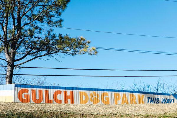 Gulch Dog Park