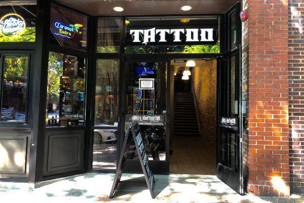Hart & Huntington Tattoo Co. Nashville