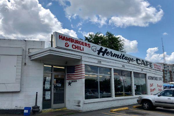 Hermitage Cafe