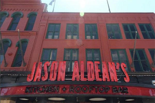 Jason Aldean's Kitchen + Rooftop Bar