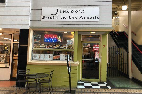 Jimbo's Sushi & Korean Food