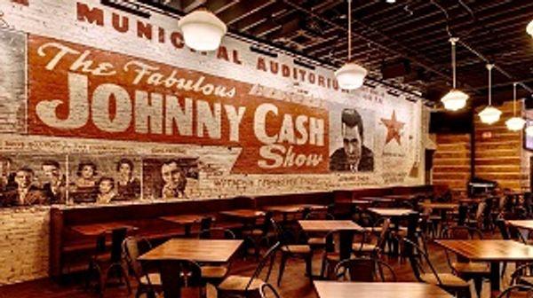 Johnny Cash's Kitchen & Saloon