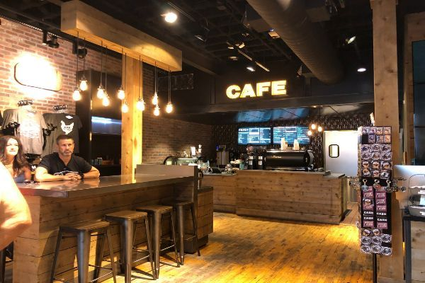 The Johnny Cash Museum Cafe