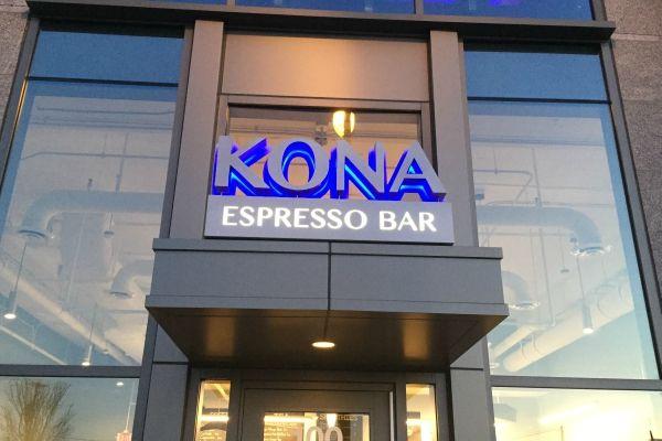 Kona Espresso Bar