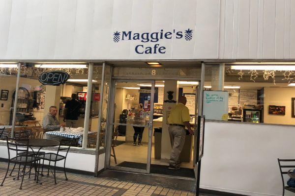 Maggie's Arcade Grille