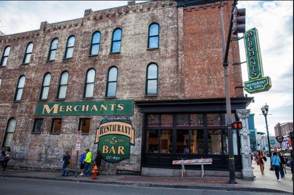 Merchants Restaurant