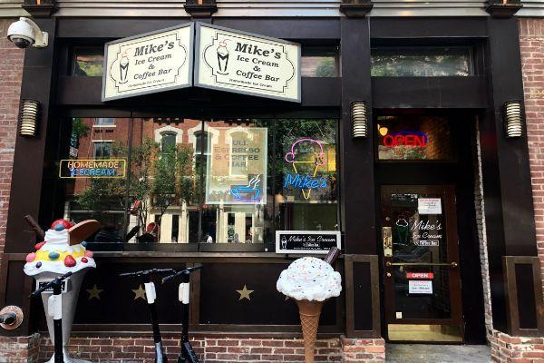 Mike's Ice Cream & Coffee Bar