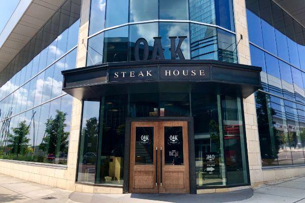 Oak Steakhouse Nashville
