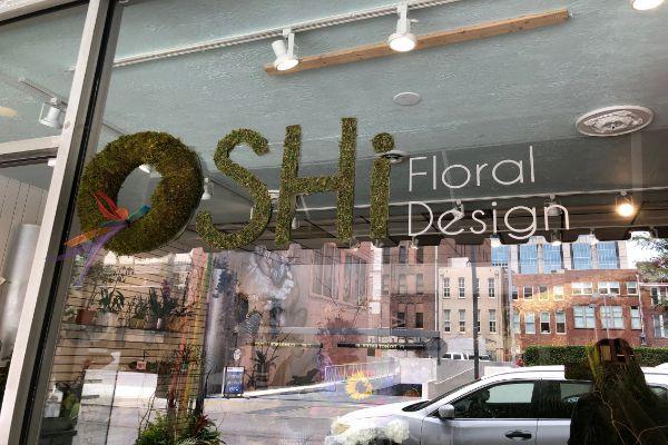OSHi International Floral Decor Studio
