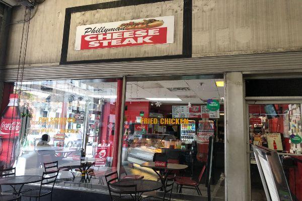 Phillyman's Cheesesteak