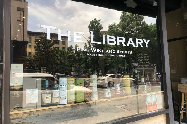 The Library Fine Wine and Spirits