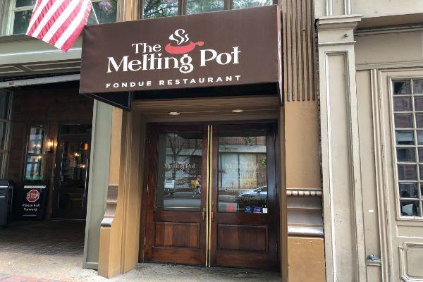 The Melting Pot - A Fondue Restaurant