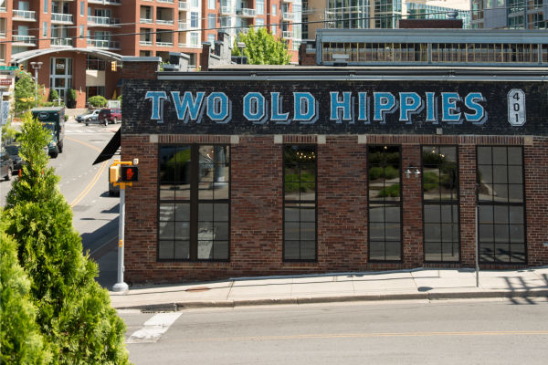 Two Old Hippies