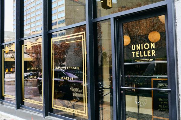 Union Teller Delicatessen