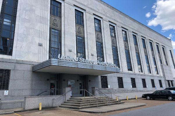 U.S. Post Office - Frist Art Museum