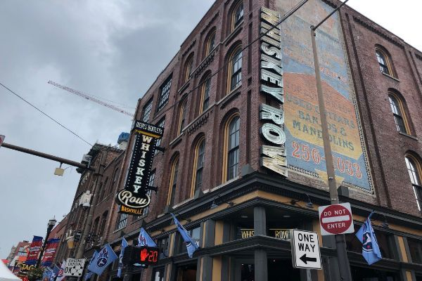 Dierks Bentley's Whiskey Row Nashville