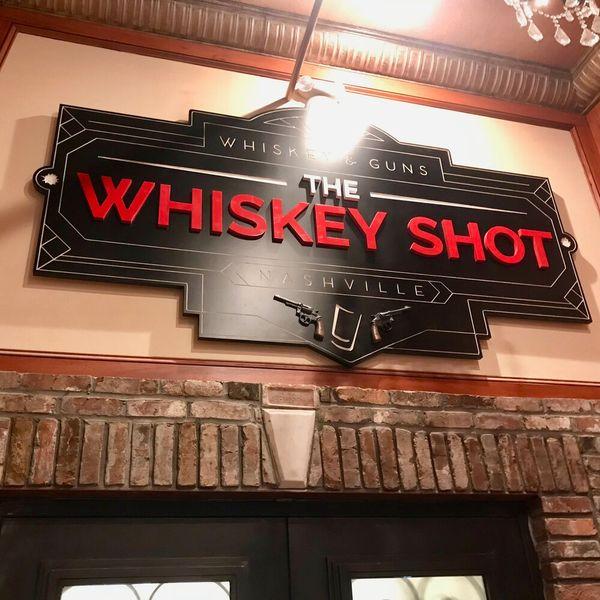 The Whiskey Shot