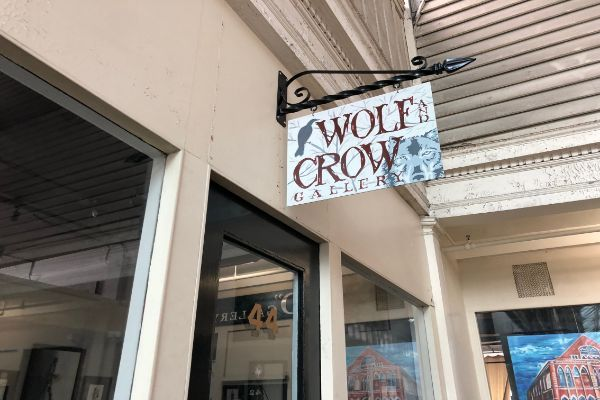 Wolf and Crow Gallery